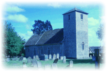 Ovington Church